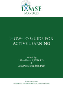 Active Learning Manual titelpage